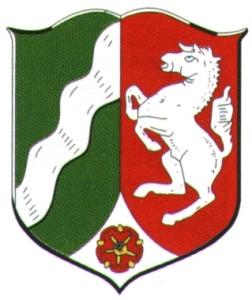Wappen Nordrhein-Westfalen