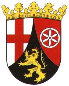 Wappen Rheinland-Pfalz